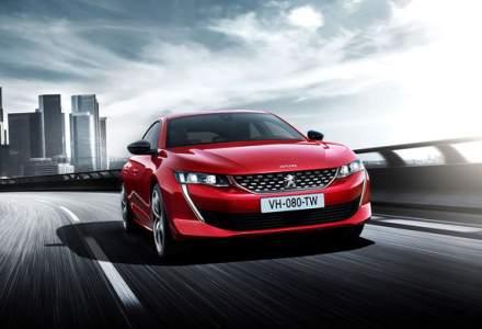 Peugeot 508 va primi o noua versiune sportiva in toamna: modelul ar putea utiliza motorul de 270 de cai putere de pe 308 GTI