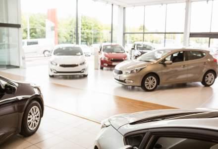 Piata auto incepe anul cu un volum record pentru ultimii 10 ani. Intr-o piata dominata de flote, masinile sunt albe, gri, albastre si negre