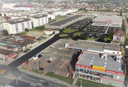 Concurenta in retailul bistritean: Bistrita Retail Park va fi deschis in mai
