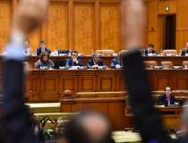 Parlamentarii aflati in...