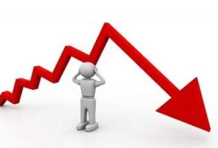 Bursa de la Bucuresti a inchis in scadere pe fondul unor volume de tranzactionare scazute