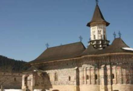 Manastirea Sucevita, promovata in scop turistic.Vezi cati bani vor fi investiti