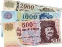 Forintul s-a depreciat pe...