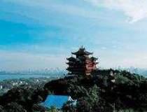 Hangzhou, orasul-parc al matasii