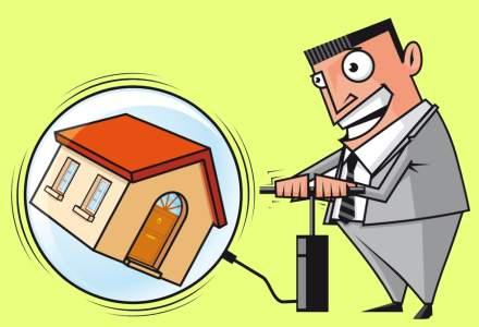 """Ne confruntam cu un nou inceput de """"balon"""" imobiliar in Romania? Cresterile de salarii si scaderea productivitatii pot da startul unei noi crize"""