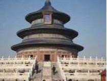In zori la Beijing, Capitala...