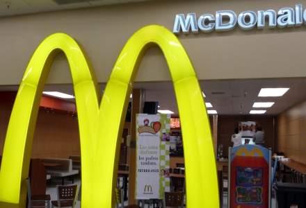 McDonald's deschide cel putin 10 restaurante in Romania si angajeaza 600 de oameni