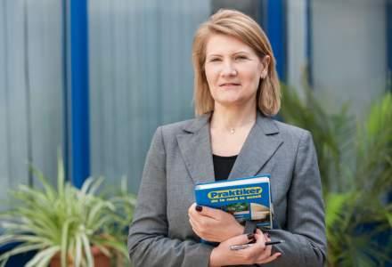 Plecare cu greutate in bricolaj: Isabelle Pleska paraseste conducerea Praktiker, la nici un an de la preluarea functiei de director general