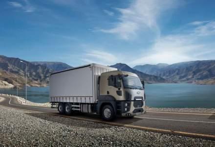 Ford Trucks: Piata de camioane din Romania va depasi 10.000 de unitati pana in 2020