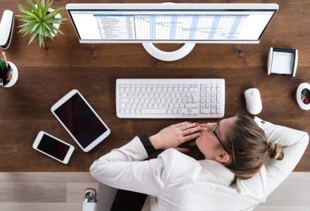 Cea mai noua problema a corporatistilor: nu dorm bine noaptea. Cat investesc companiile ca sa le creasca productivitatea