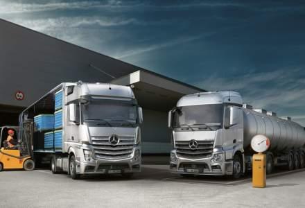 Mercedes-Benz: Transportatorii vor profit inca din prima luna de exploatare a camionului, fata de in trecut, cand acordau o atentie sporita revanzarii acestuia