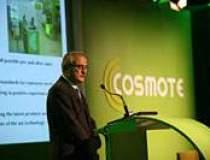 Cosmote - afaceri de 26,5...