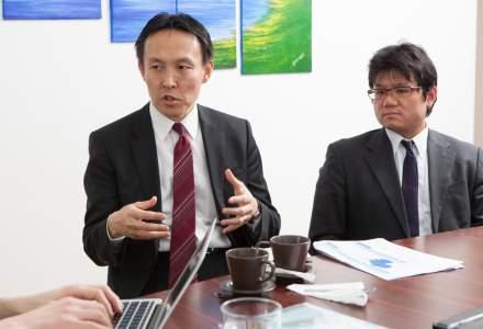 Cum vrea o banca centrala Japoneza sa faca business cu Romania