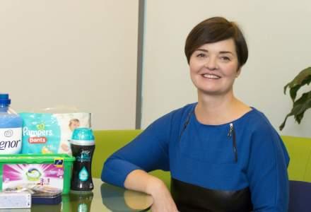 Primul interviu al sefei Procter&Gamble Romania la un an de la preluarea mandatului: ce prioritati are managerul care conduce business-ul local de aproape 300 de mil. euro al gigantului american