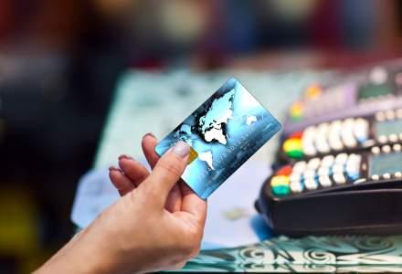 Volumele tranzactionate pe carduri au crescut cu aproape 30% anul trecut, dar raportul ATM vs. POS se mentine de peste 4 la 1