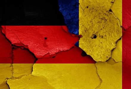 Germania sustine peste 20% din comertul exterior al Romaniei