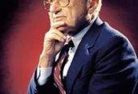 Economistul Milton Friedman a incetat din viata