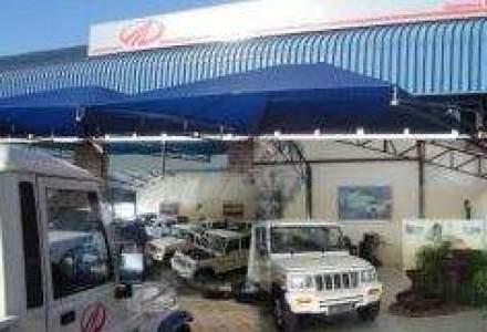 Mahindra ataca piata americana a vehiculelor de teren