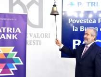 Patria Bank va incepe in...