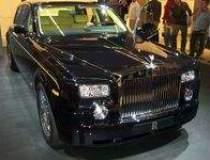 Obiectivul Rolls Royce in...