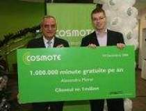 Cosmote Romania a depasit...