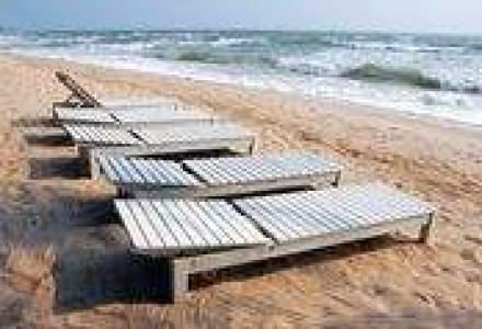 Plajele de pe litoral vor fi reabilitate, din 2007