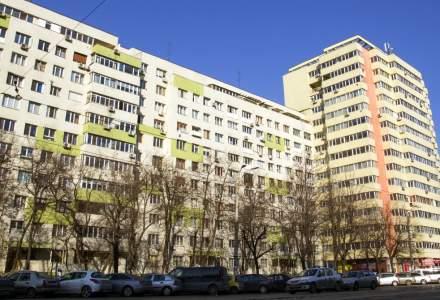 Scaderea cererii de apartamente din Capitala a incetitnit vanzarile de unitati, desi in marile orase ale tarii ritmul a accelerat