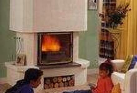 Lux si relaxare de Craciun in fata focului