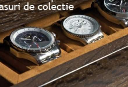 Seifuri cu stil pentru ceasuri de colectie