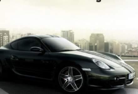 Black Beauty: Cayman S Porsche Design Edition 1