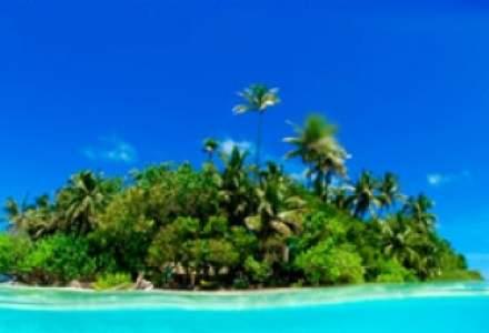 Cadouri exotice: Insule de milioane de euro