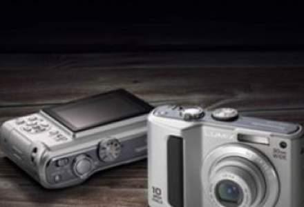 Noile camere foto Panasonic Lumix