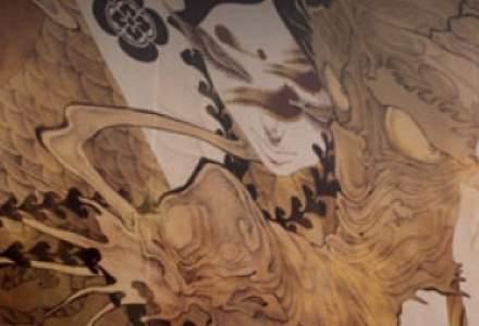 Piata Obor, transformata intr-o galerie de arta in aer liber