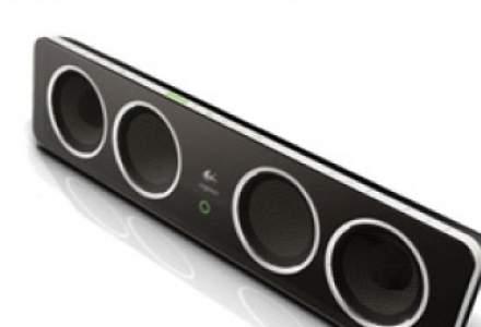 Bucura-te de muzica de pe telefon cu Logitech Pure-Fi Mobile