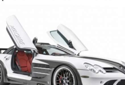 La extrem: Hamann Volcano pe baza lui Mercedes SLR