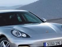 Primul sedan Porsche, Panamera