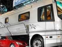 Luxury caravan: un palat pe roti