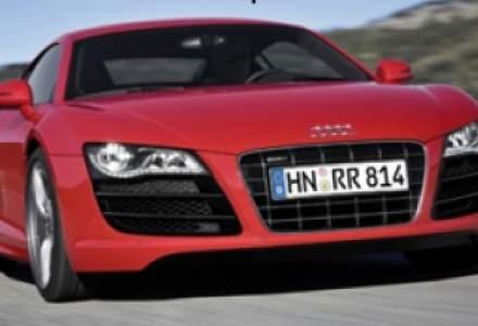 Audi R8 este acum un adevarat supercar: V10 FSI