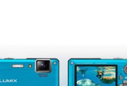 Panasonic DMC-FT1: O camera foto pentru conditii extreme