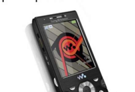 Sony Ericsson W995: Gandit pentru muzica