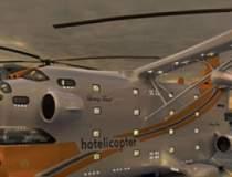 Hotelicopter: Primul hotel...