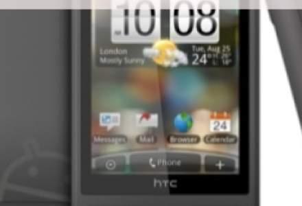 HTC Tattoo: Android pentru buzunare mai mici