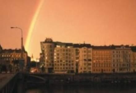 Arhitectura inedita: Dancing House, Praga