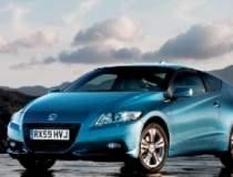 Honda CR-Z: Hibridul declarat...