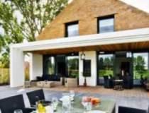 Casa iesita din tipare in Olanda