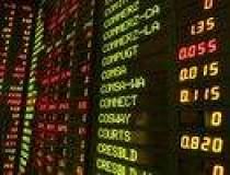 Valoarea schimburilor Bursei...