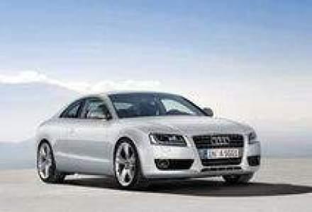 O noua serie de modele Audi A5 si Audi S5