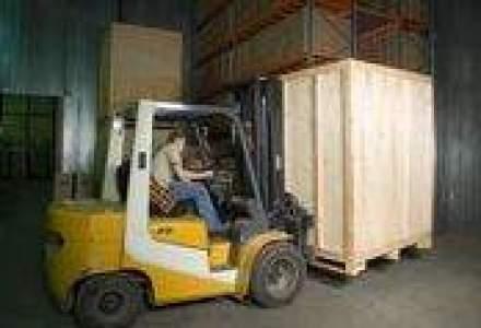 Piata de transporturi de marfa din Romania, de 60 de ori mai mica decat cea din UE