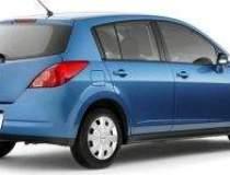 Modelul Nissan Tiida va intra...