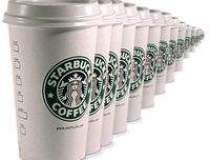 Starbucks se extinde in...